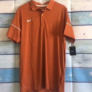 Nwt Nike Dri-fit polo shirt